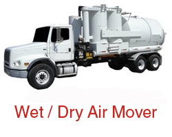 Wet / Dry Air Mover