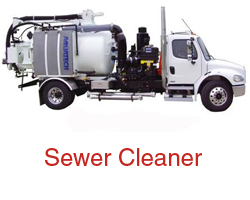 sewer cleaner